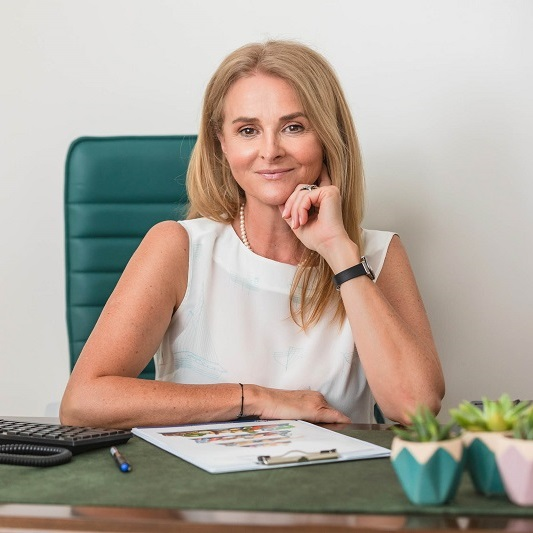 Adina Trandafir nutritionist