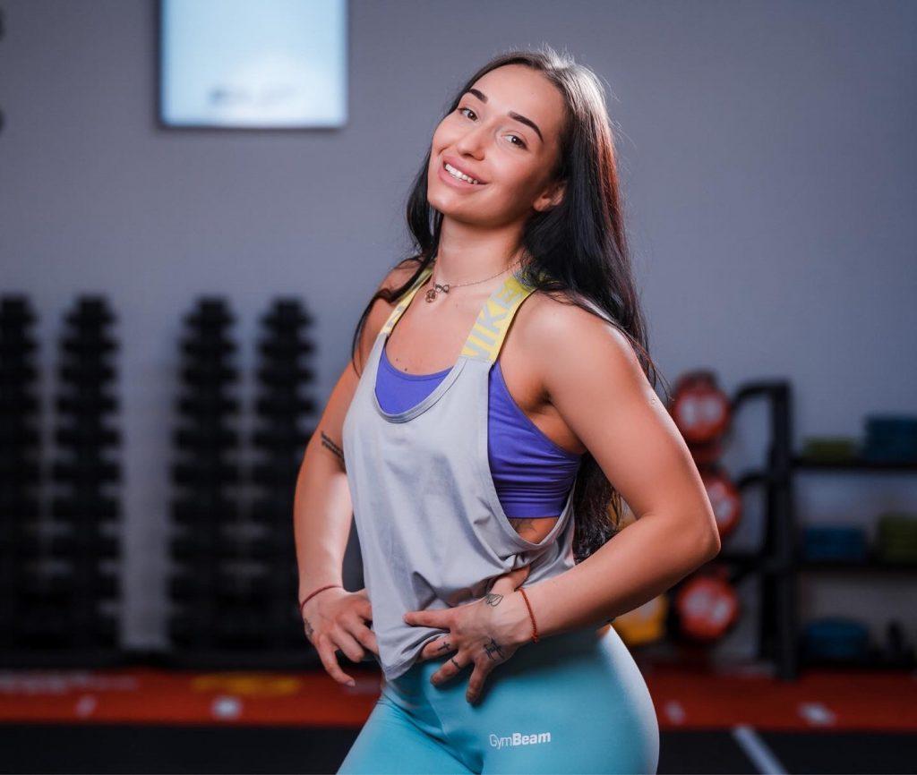 Andra Mamele - Fitness online